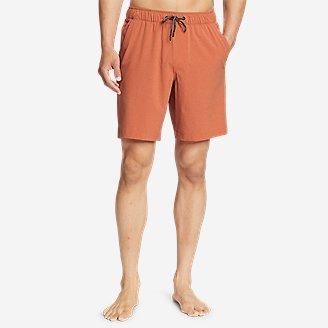 Men's Amphib Pull-On Shorts in Orange