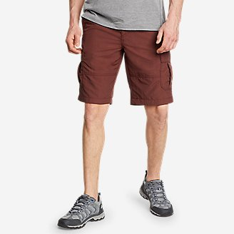Men's Tahoma Cargo Shorts in Brown