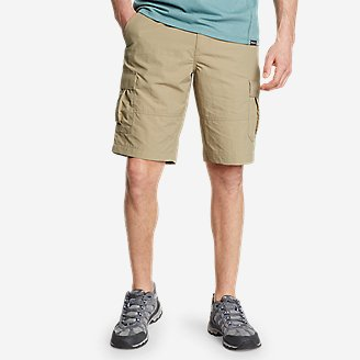 Men's Tahoma Cargo Shorts in Beige