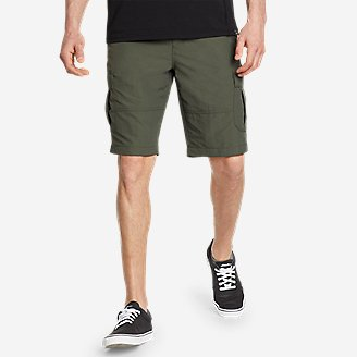 Men's Tahoma Cargo Shorts in Green