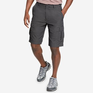 Men's Tahoma Cargo Shorts in Gray