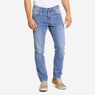 Men's Flex Jeans - Straight Fit in Blue