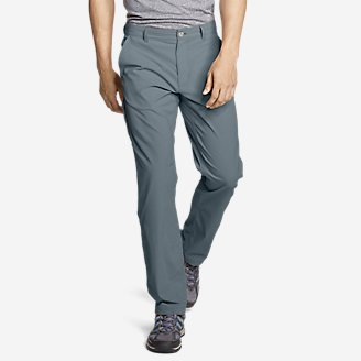 Men's Horizon Guide Chino Pants in Gray