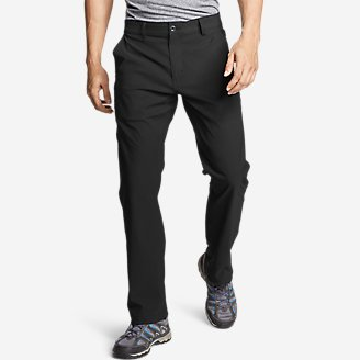 Men's Horizon Guide Chino Pants in Black