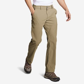 Men's Horizon Guide Chino Pants in Brown