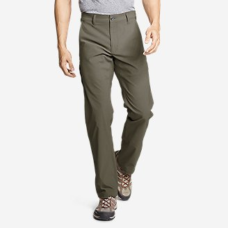 Men's Horizon Guide Chino Pants in Green