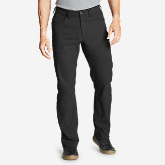 Men's Horizon Guide Five-Pocket Pants - Straight Fit in Black