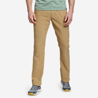Men's Horizon Guide Five-Pocket Pants - Straight Fit in Brown