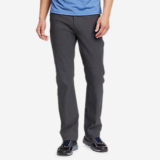 Men's Horizon Guide Five-Pocket Pants - Straight Fit in Gray