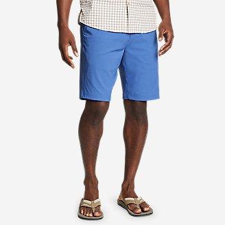 Men's Horizon Guide 10' Chino Shorts in Blue