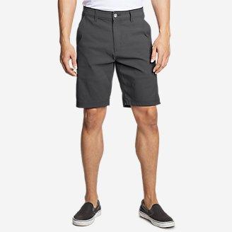 Men's Horizon Guide 10' Chino Shorts in Gray