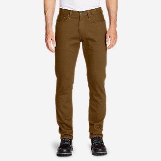 Men's Flex Jeans - Slim Fit in Brown