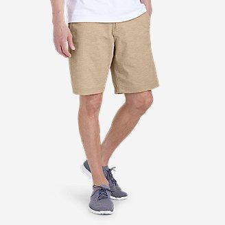 Men's Horizon Guide Chino Shorts - Pattern in Beige