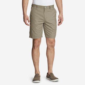 Men's Camano Shorts - Solid in Beige