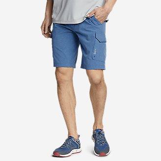 Men's Amphib Cargo Shorts in Blue