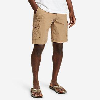 Men's Amphib Cargo Shorts in Beige