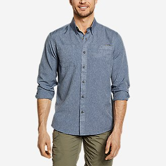 Men's Ventatrex Guide 2.0 Shirt in Blue