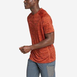 Men's Resolution Short-Sleeve T-Shirt in Brown