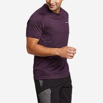 Men's Resolution Short-Sleeve T-Shirt in Purple