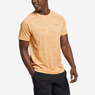 Men's Resolution Short-Sleeve T-Shirt in Yellow
