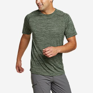 Men's Resolution Short-Sleeve T-Shirt in Green
