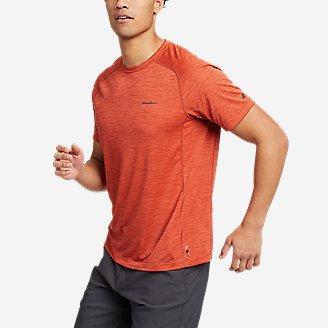 Men's Resolution Short-Sleeve T-Shirt in Orange
