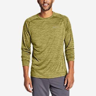 Men's Resolution Long-Sleeve T-Shirt in Yellow