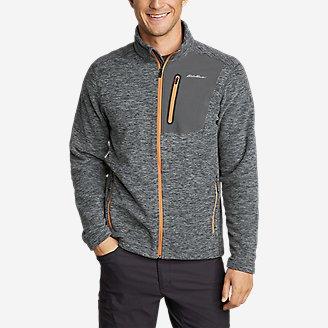 Men's Cloud Layer Pro Full-Zip Jacket in Gray