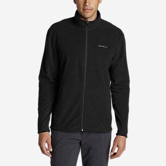 Men's Quest Fleece Full-Zip Jacket in Black