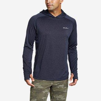Men's Resolution Hoodie in Blue