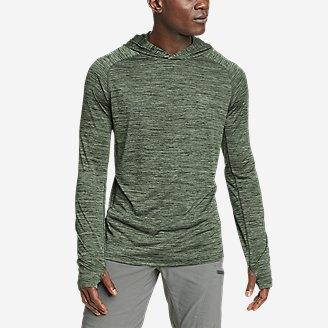 Men's Resolution Hoodie in Green