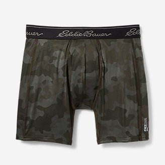 Men's TrailCool 2.0 Boxer Brief in Green
