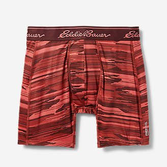 Men's TrailCool 2.0 Boxer Brief in Red