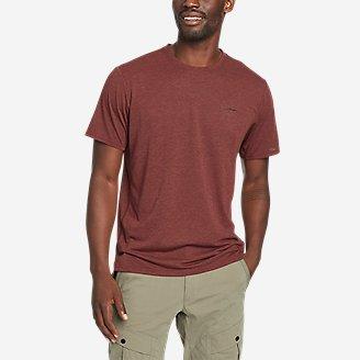 Men's Boundless Short-Sleeve T-Shirt in Brown