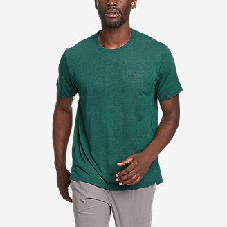 Men's Boundless Short-Sleeve T-Shirt in Green