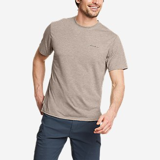 Men's Boundless Short-Sleeve T-Shirt in Gray