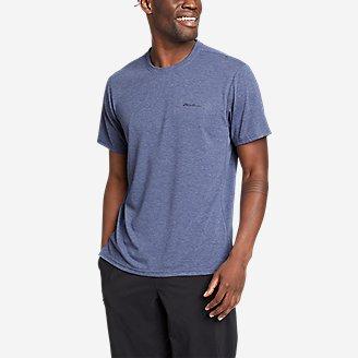 Men's Boundless Short-Sleeve T-Shirt in Blue