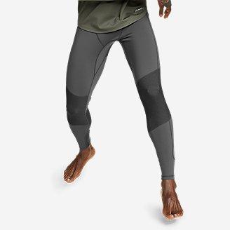 Men's Resonance Performance Tights in Gray