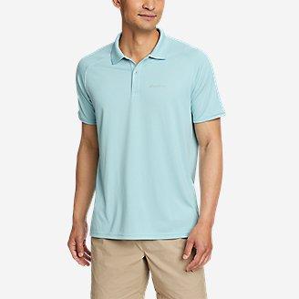 Men's Resolution Pro Short-Sleeve Polo Shirt 2.0 in Blue