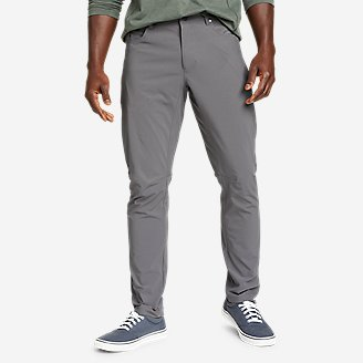Men's The Switch Five-Pocket Pants in Gray