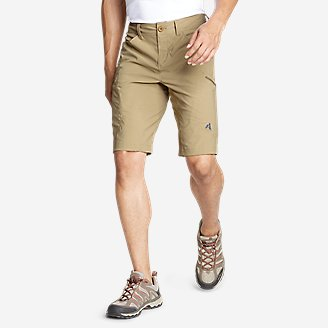 Men's Guide Pro Shorts in Brown