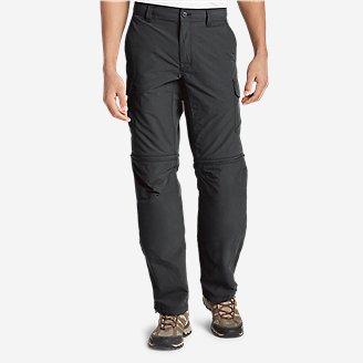 Men's Exploration 2.0 Convertible Pants in Gray
