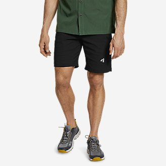 Men's Guide Pro Shorts - 9' in Black