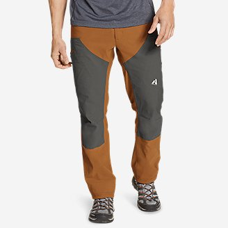 Men's Guide Pro Work Pants in Red