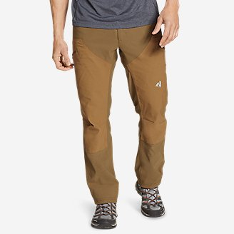 Men's Guide Pro Work Pants in Brown