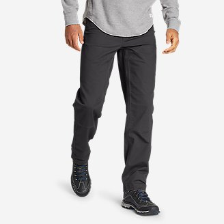 Men's Capacitor Flex Canvas Work Pants in Gray