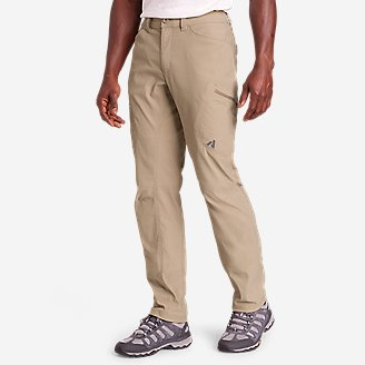 Men's Guide Pro Pants - Slim in Beige