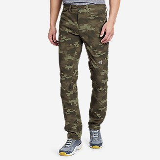 Men's Guide Pro Pants - Slim in Green