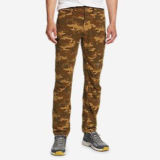 Men's Guide Pro Pants - Slim in Brown