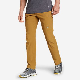 Men's Guide Pro Pants - Slim in Yellow